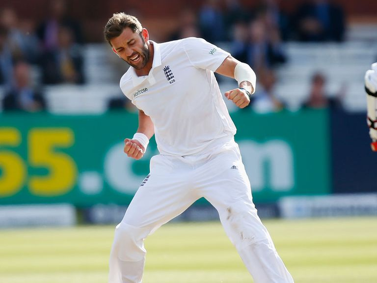 Liam Plunkett: England recall ends an emotional journey for all-rounder