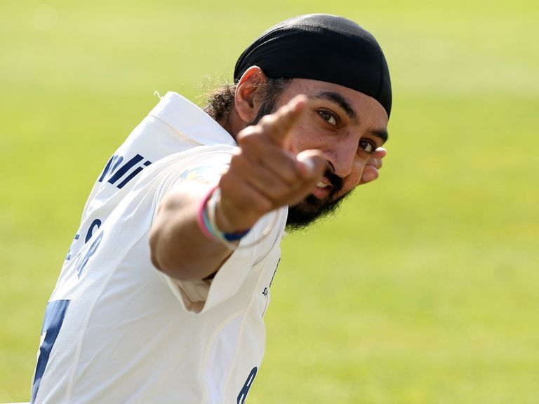 Monty Panesar: Took five for 50