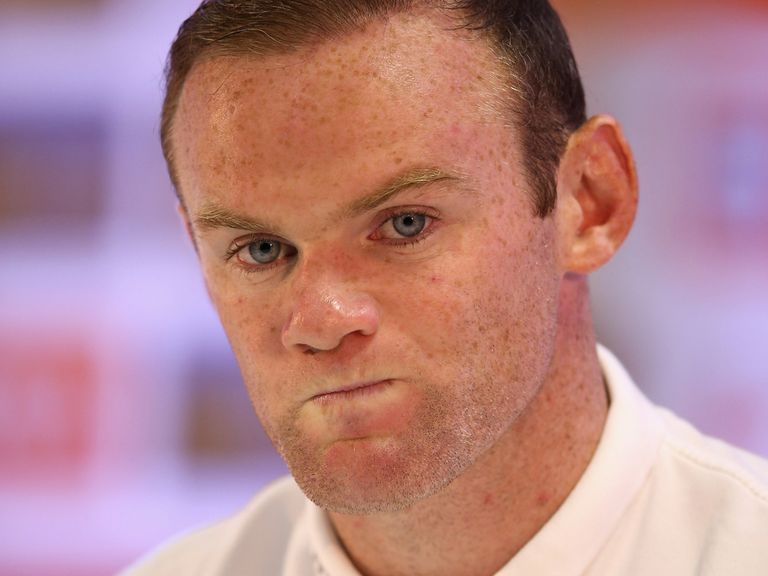 Wayne Rooney: Labelled 'chubby' by Norway