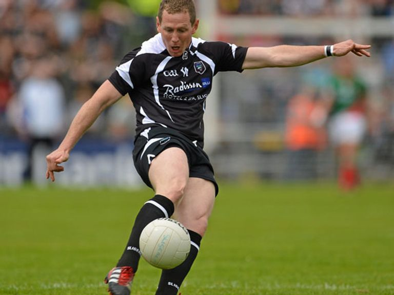 Adrian Marren: Sligo corner forward is back from injury