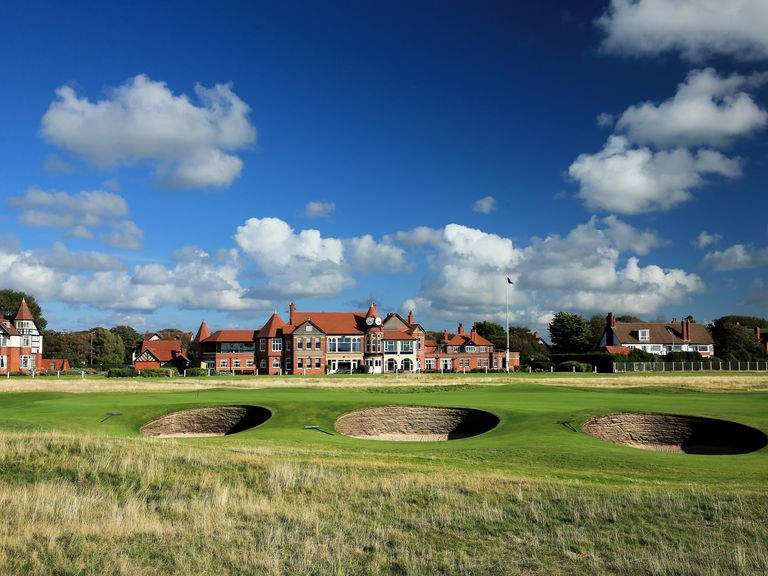 Hoylake: The stage is set for this week's Open Championship