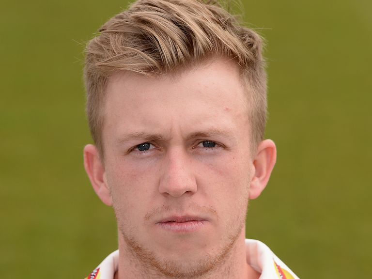 Angus Robson: Saw his brother in action at Headingley last week