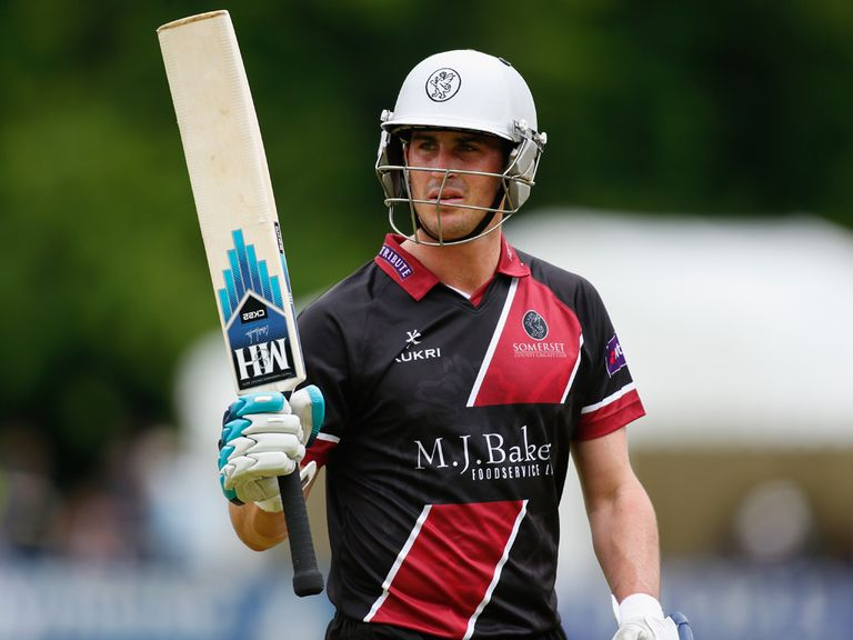 Craig Kieswetter: No lasting damage to his eye