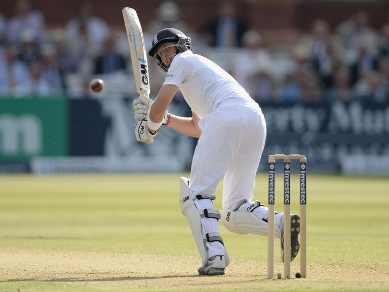 Joe Root: Made a century on opening day of series