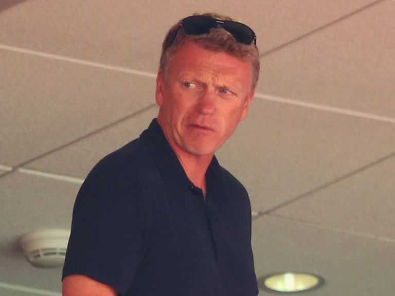 Moyes: No action after alleged incident