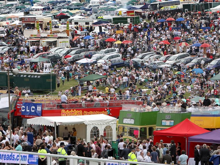 Join in the fun at Epsom this weekend