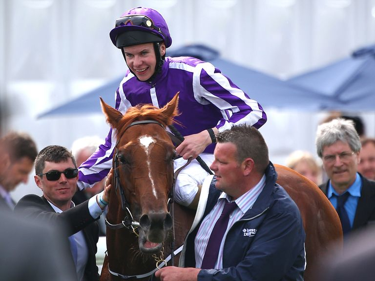 Joseph O'Brien can enjoy more success aboard Gypsy King