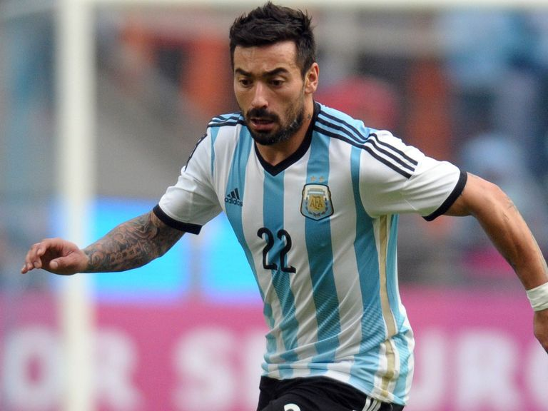 Ezequiel Lavezzi: Linked with a move to the Premier League