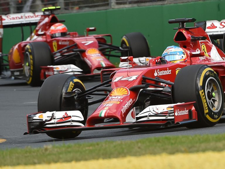 Fernando Alonso: Set the early pace in Canada
