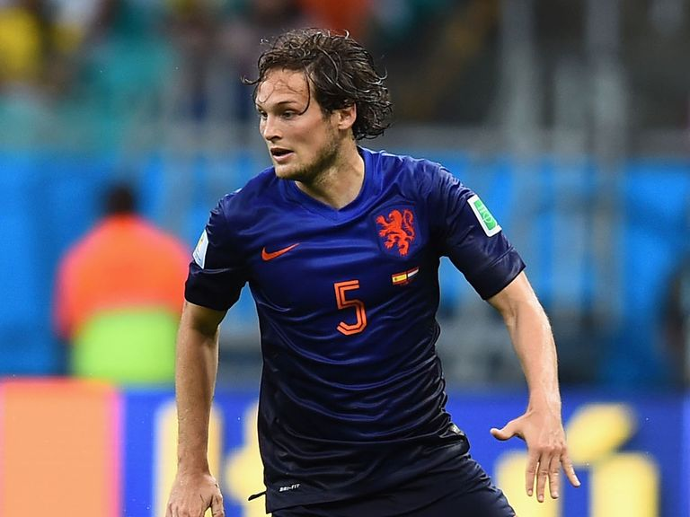 Daley Blind: Linked with Manchester United