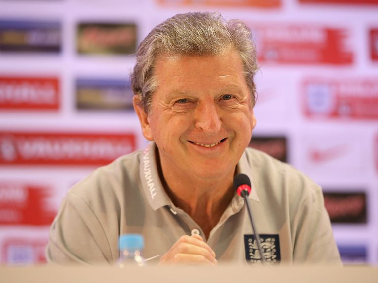 Hodgson: Seen malaria tablets handed out to the players