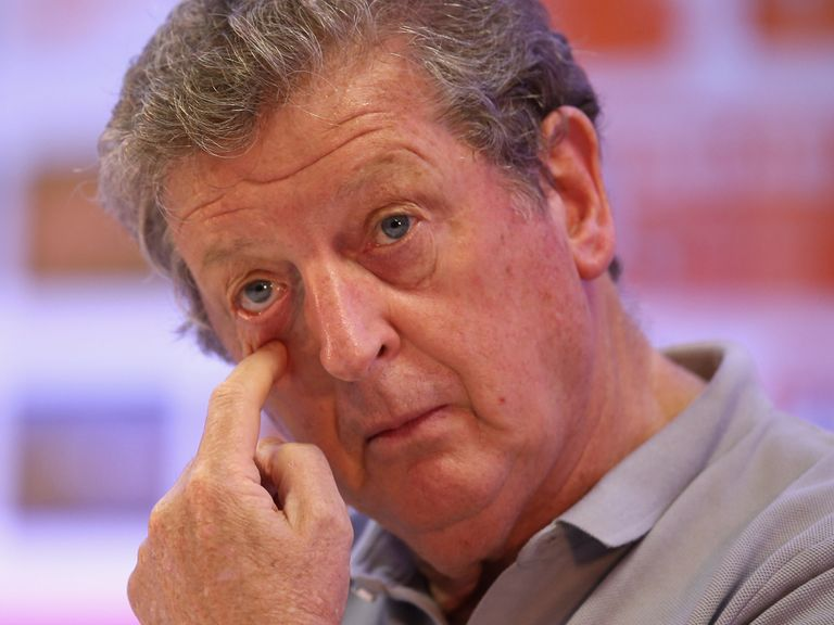Hodgson: Still feels he is the right man to lead England