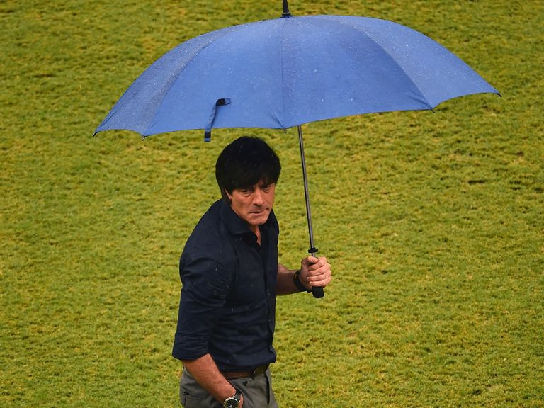 Germany head coach Joachim Low: Will remain at the helm