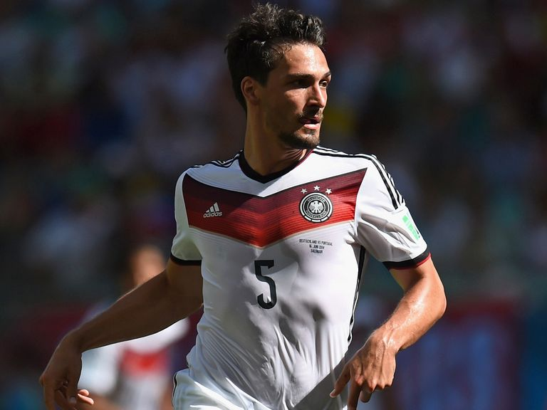 Mats Hummels: Linked with a move to Old Trafford