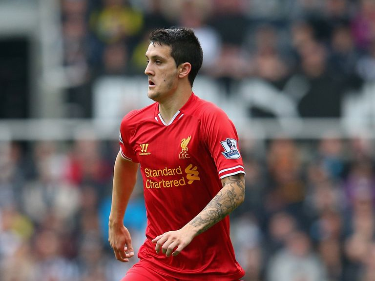 Luis Alberto: Struggled in his first season at Liverpool