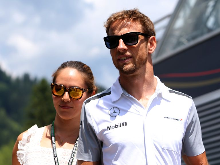 Jenson Button: Preparing for the British Grand Prix
