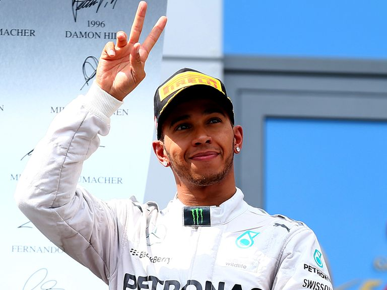 Lewis Hamilton: Looking forward to the British Grand Prix