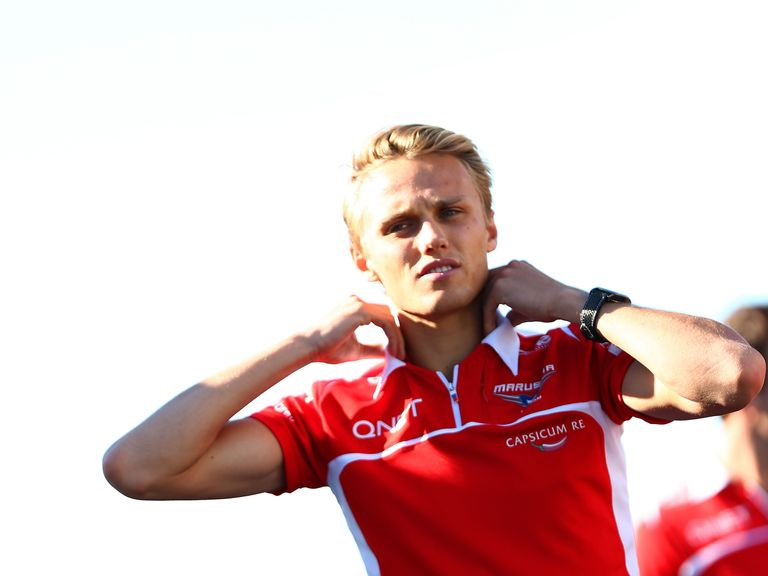 Max Chilton: Is protesting his innocence