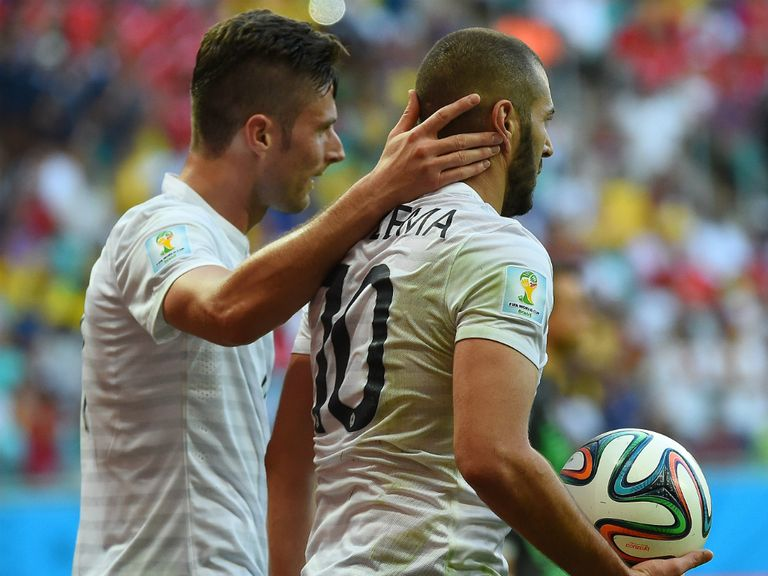 Karim Benzema: Great start to the World Cup