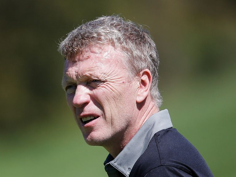 Moyes: Keen for British managers to succeed