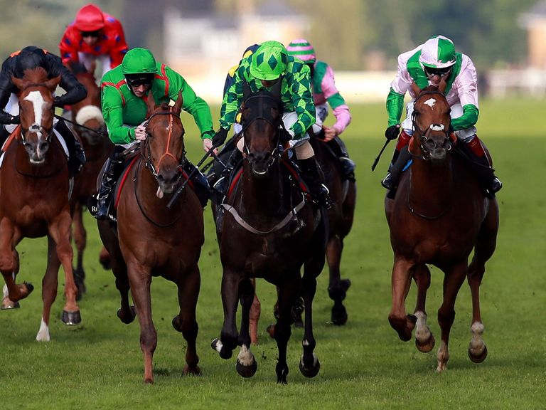 Louis the Pious: The last winner of the Buckingham Palace Stakes as we know it