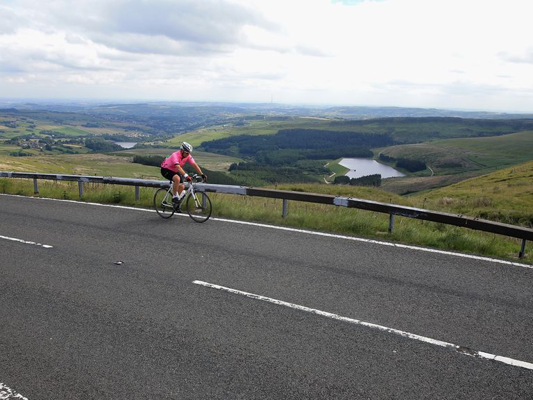 Yorkshire stages the start of this year's Tour de France