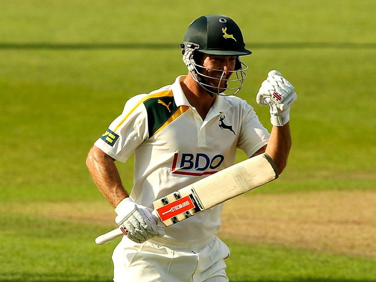 Phil Jacques: Helped Nottinghamshire ease to victory