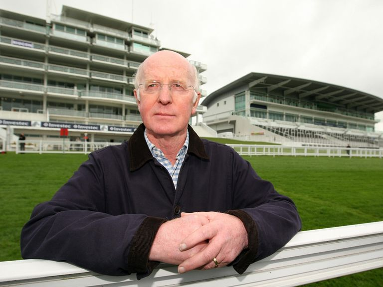 John Oxx: Has a fantastic record in the Derby