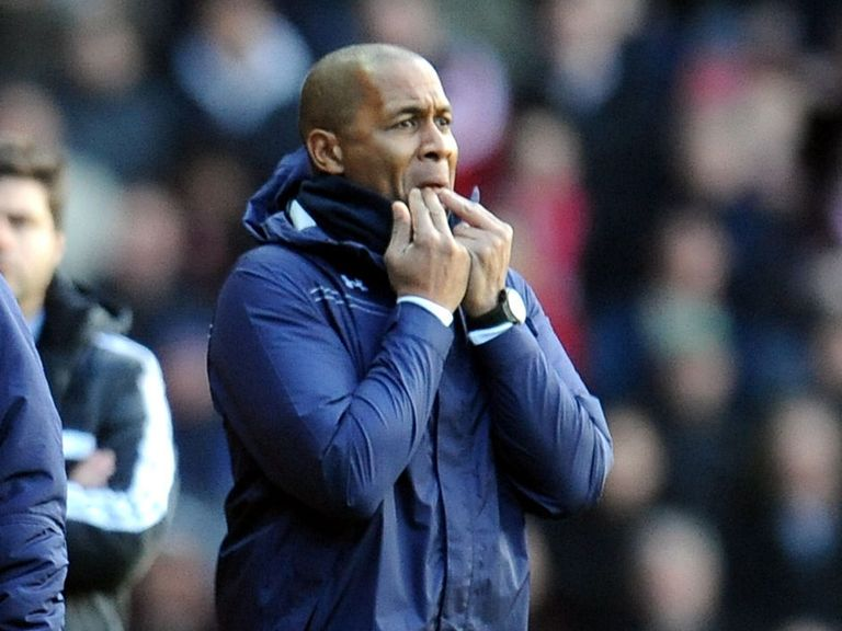 Les Ferdinand: Leaves his role at Tottenham