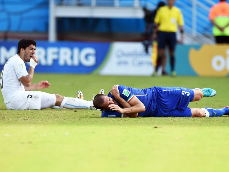 Luis Suarez: Will he get a World Cup ban?
