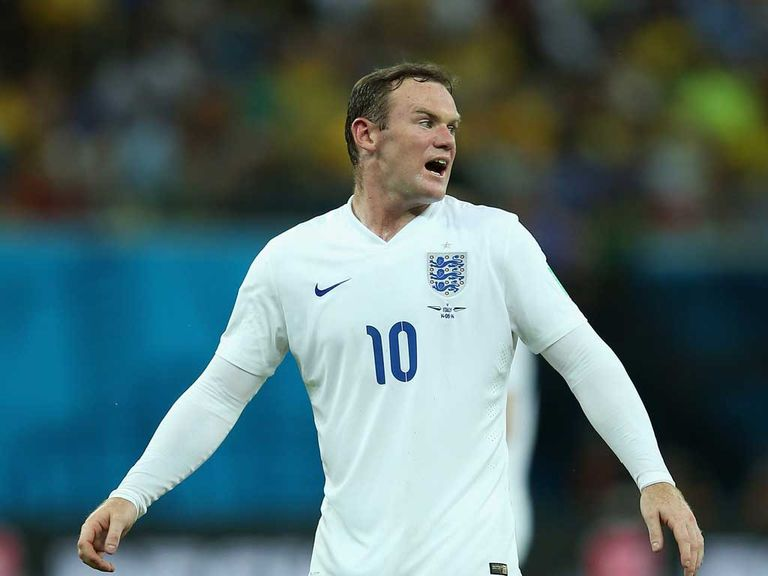 Wayne Rooney: Pressure to impress against Uruguay