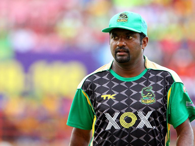 Muttiah Muralitharan: Will work with Australia's players this autumn