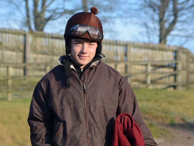 Peter Fahey: Working hard ahead of Saturday race