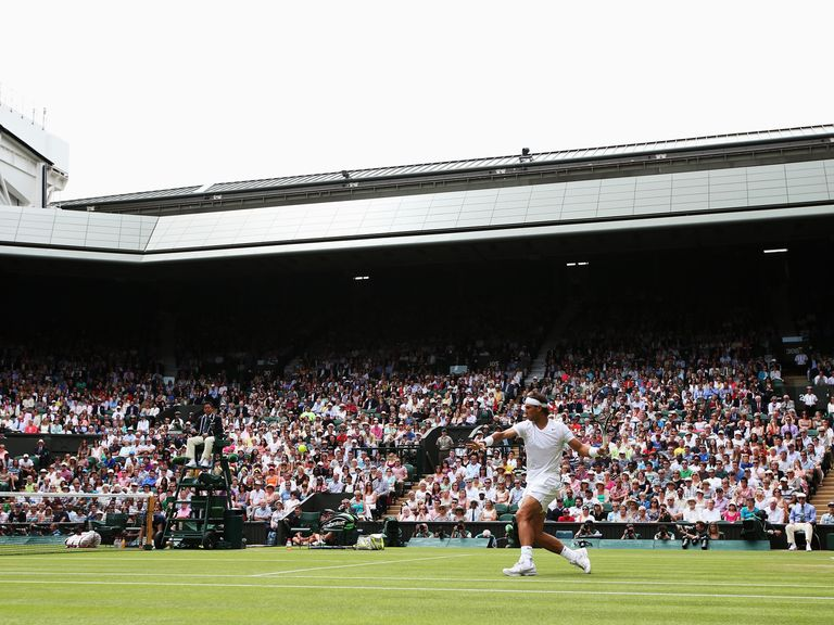 wimbledon 2016 order of play daily schedule fed cup. Black Bedroom Furniture Sets. Home Design Ideas