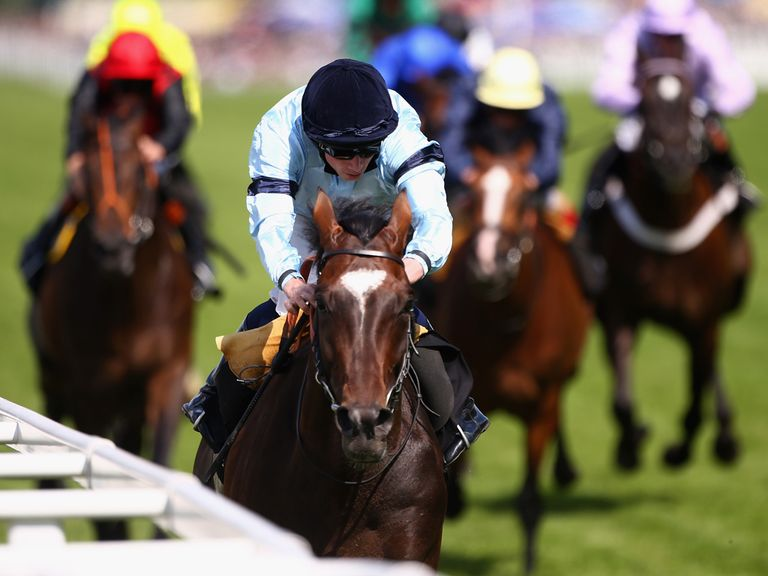 Telescope: Winner by seven lengths at Ascot