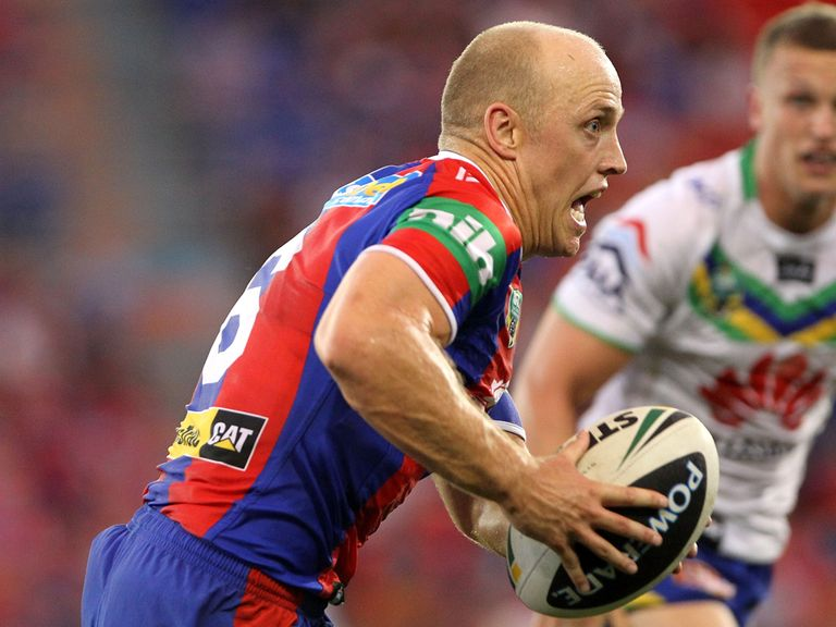 Michael Dobson: Joining Salford next season
