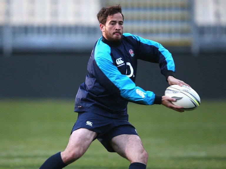 Cipriani: Says England are 'developing something great'