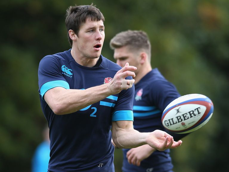 Joel Tomkins: Back in league with Wigan