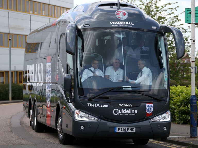 The England team will be thoroughly prepared for the task ahead in Brazil