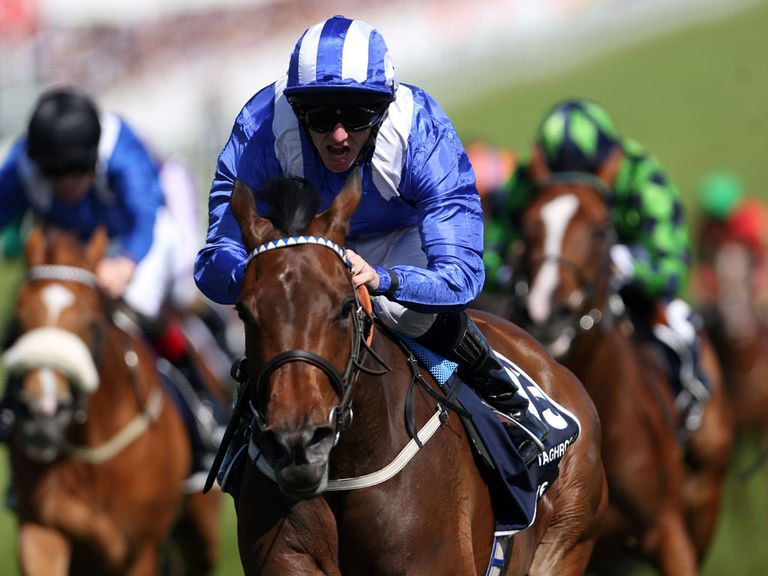 Taghrooda is Simon's selection for the King George