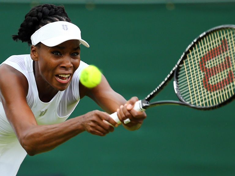 Venus Williams: Playing without pressure