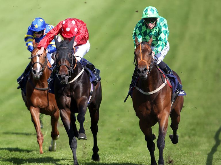 Parbold: First runner in the Jersey Stakes