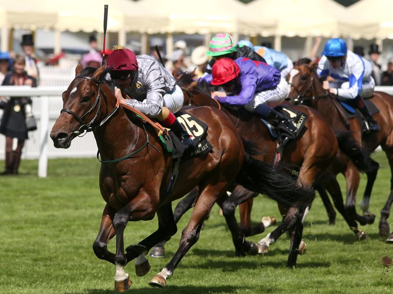 The Wow Signal: Prix Morny option