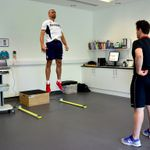 Jon Walters: Undergoing testing on Stoke's first day back