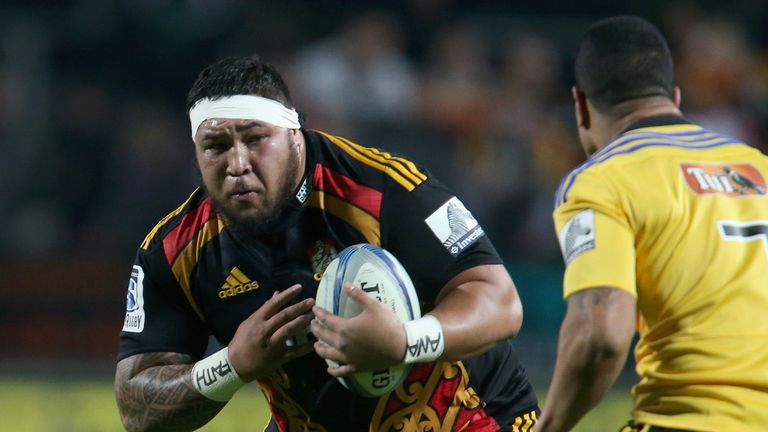 Ben Tameifuna: Has been handed a new deal by the Chiefs