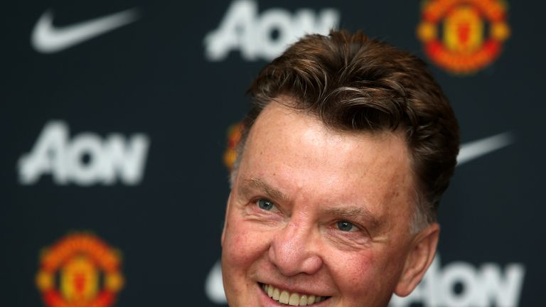 Manchester United fans can expect to be entertained by Louis van Gaal