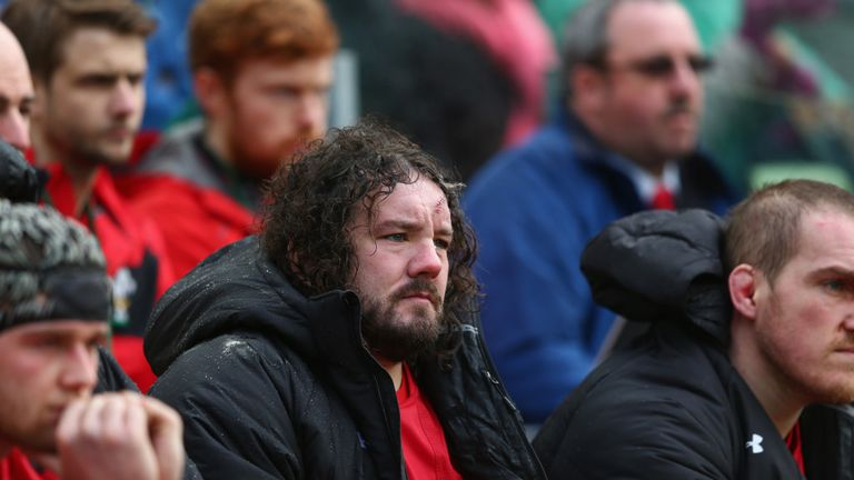 Adam Jones: Moving to Cardiff Blues