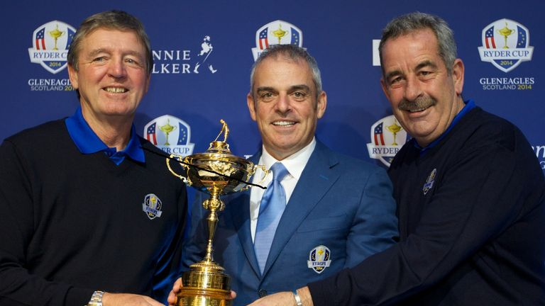 Paul McGinley: Under no illusions of the task that lies ahead for the European team
