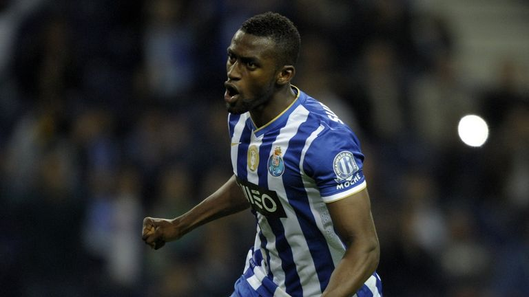 Jackson Martinez: Porto striker has been linked with a summer move
