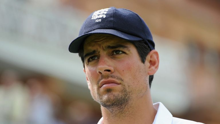 Alastair Cook will remain in charge of the England Test side